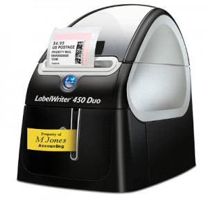 LabelWriter 450 Duo, S0838930, S0838920